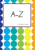 A-Z Colour In Workbook
