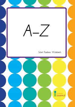 A-Z Colour In Workbook