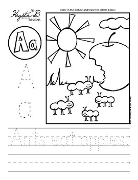 A-Z Complete Alphabet Trace and Write Worksheet Pack