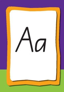A-Z Displays
