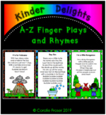 A - Z Finger Plays and Rhymes