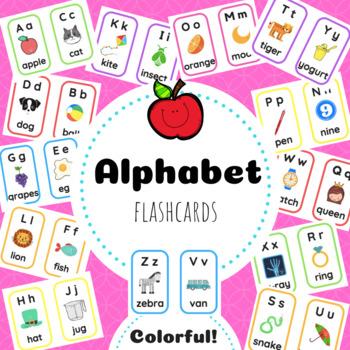 A - Z Flashcards