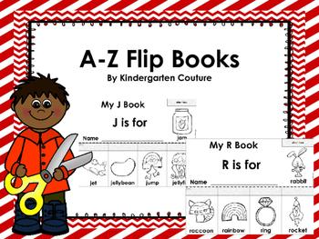 A-Z Flip Books