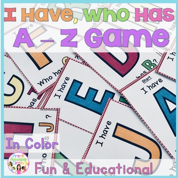 A - Z Game