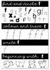 A-Z LETTER RECOGNITION (LOWERCASE)