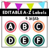 A-Z Labels