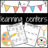 A-Z Learning Centers