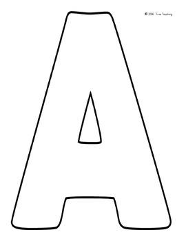A-Z Letter Crafts