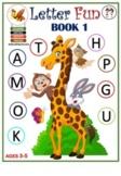 A-Z Letter Fun Book 1