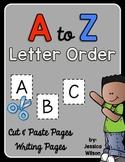 A-Z Letter Order