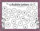 A-Z Letter Popping Fun Freebie