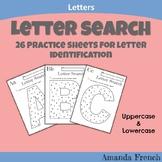 A - Z Letter Search