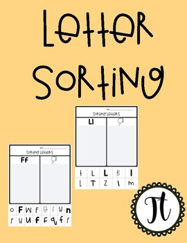A-Z Letter Sorting