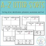 A-Z Letter Sorts