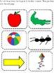 Letter Handwriting Practice Packet with Cut & Paste Letter