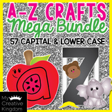 A-Z Lower and Upper Case Craft Mega Bundle