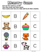 A-Z MIni Books, Games, Activities, Worksheets