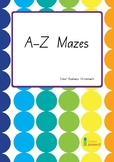 A-Z Mazes Workbook