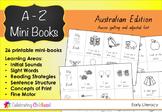 A - Z Mini Books: Australian Edition