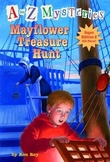 A-Z Mysteries: Mayflower Treasure Hunt Comprehension Packet