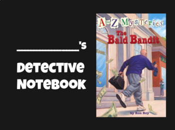 A-Z Mysteries: The Bald Bandit Chapter Comprehension Questions