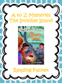 A-Z Mysteries The Invisible Island