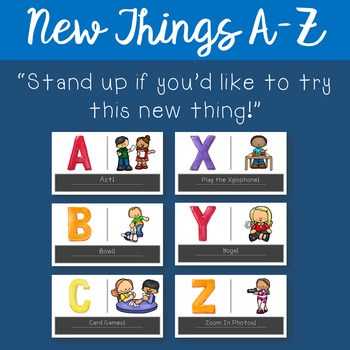New Things ABC: K-1 Growth Mindset School Counseling Classroom Lesson