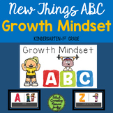 New Things ABC: K-1 Growth Mindset School Counseling Lesson