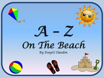 A-Z On The Beach