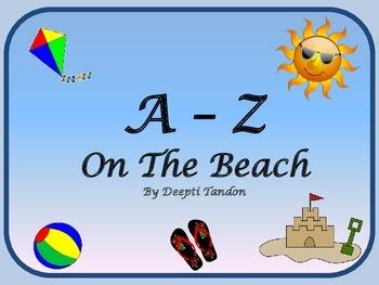 A-Z On The Beach