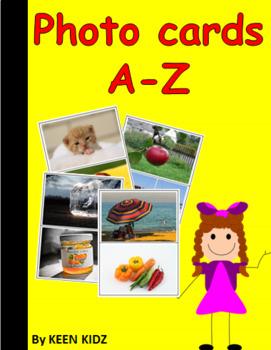 A-Z PHOTO CARDS
