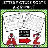 A-Z Picture Sort Bundle