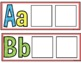 A - Z  Picture to Letter Match