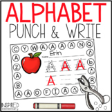 A-Z Punch & Write