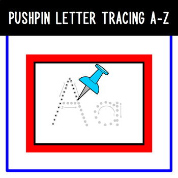 A-Z Pushpin Tracing