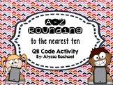 Rounding QR Code Activity Freebie!