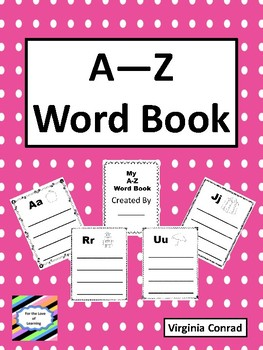 A-Z Word Book