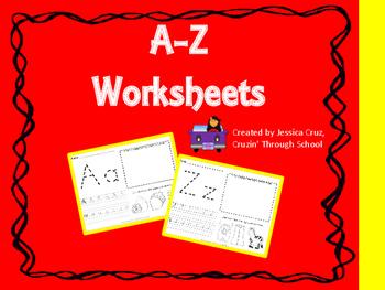 A-Z Sheets