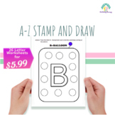 A-Z Stamp and Draw