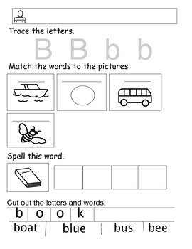 A-Z Tracing and Spelling
