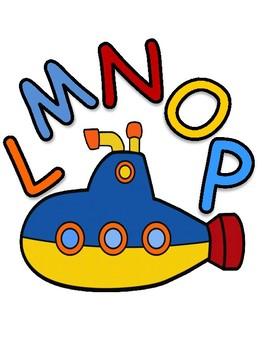 Transportation Alphabet Posters A-Z