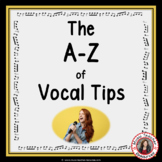 Chorus (Choir) A-Z Vocal Tips