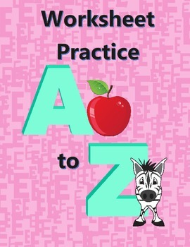 A-Z Worksheet Practice