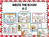 A-Z Write The Room Bundle