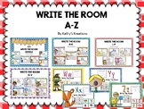 A-Z Write The Room Bundle