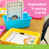 Alphabet Write and Wipe Boards - Centers and Fast Finishers
