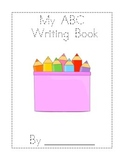 A-Z Writing Book