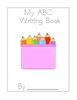 A-Z Writing Book