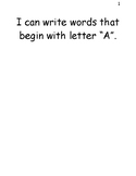 A - Z Writing Portfolio