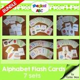 Alphabet Flash Cards BUNDLE